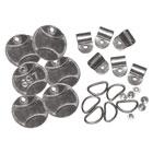 Padlock Tags & Collars