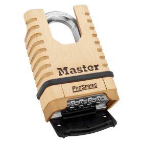 Masterlock 1177D Pro Series Brass High Security Padlock