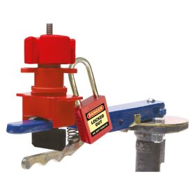 Clamp Only Universal Valve Lockout Position Control Lockout