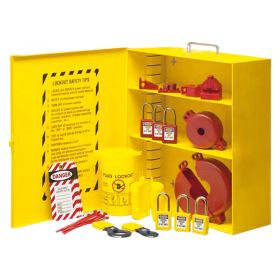 Lockout Tagout Station 16 inch 14 inch 6 inch