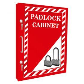 Padlock Cabinet Large Size 100 Locks