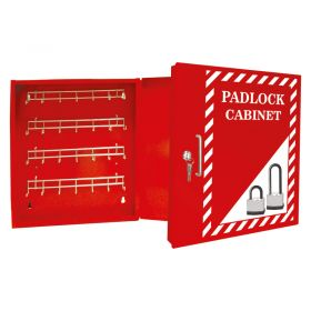Padlock Cabinet for 42 Locks