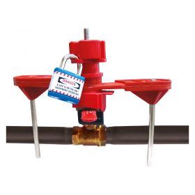 Small Arm for Universal Valve Lockout