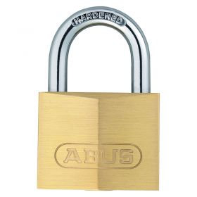 ABUS 713/50B Brass Padlock