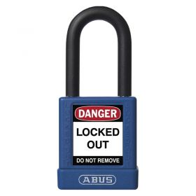 ABUS 74/40 Intrinsically Safe Padlock - Blue