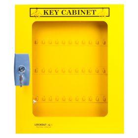 Key Cabinet with Clear Fascia 60 Keys