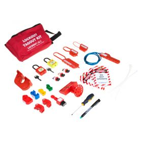 Loto Electrician with MCB Lockout Kit