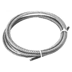 Metallic Multipurpose Cable Lockout with 2m Stainless Steel Cable - The Cable