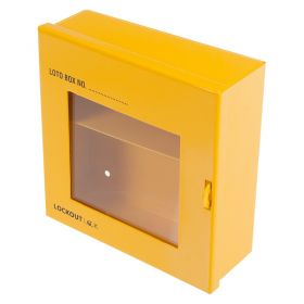 Multipurpose Lockout Station Key Document Holder 1 Lock Hole