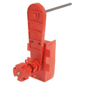 Position Locking System for Ball Valves Large Size