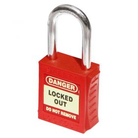 Lockout Lock PLSP Safety Padlock – Key Alike