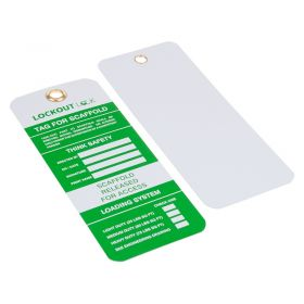 Released for Access Scaff Tag Scaffolding Tag Set of 10