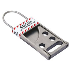 Vinyl Coated Stainless Steel Hasp – Small