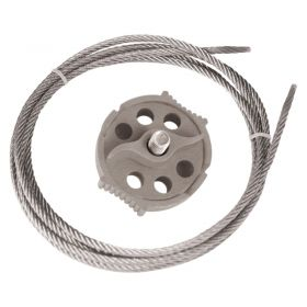 Twister Screw Metallic Cable Lockout
