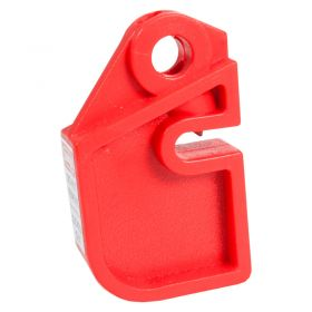 Red Spot and Universal Fuse Holder Lockout Red