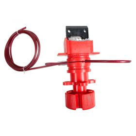 Clamp and 1 Metre Cable Universal Valve Lockout System