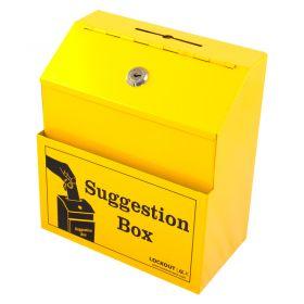 Lockout Suggestion Box