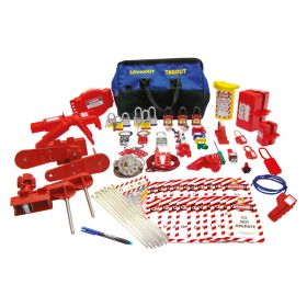 Premium Electrical and Valve Lockout Kit