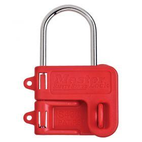 Masterlock S430 Zenex Steel Lockout Hasp w/ Composite Body